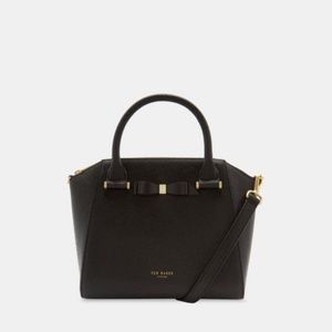 NWT Ted Baker leather Janne tote bag